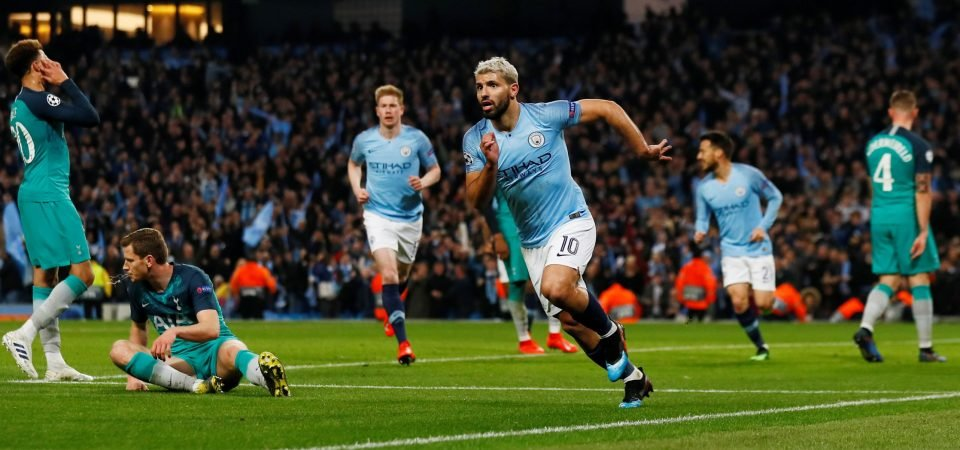 Leeds could pull off major transfer coup by signing Man City star Sergio Aguero