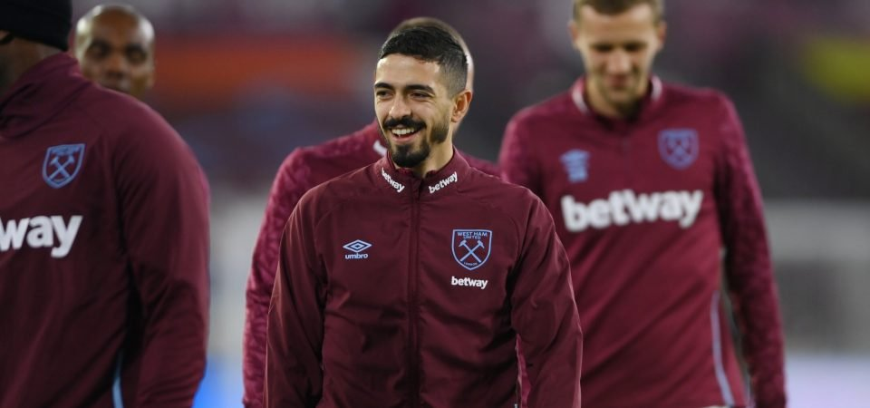 David Moyes must cash in on West Ham flop Manuel Lanzini this summer