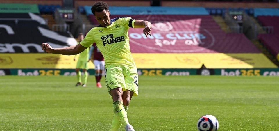 Exclusive: Howey backs Jacob Murphy for a new contract