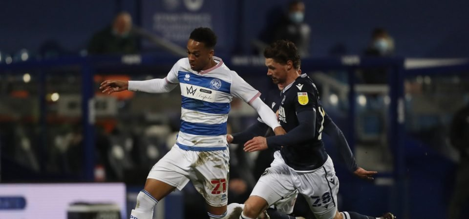 QPR's Chris Willock stole the show vs Wednesday