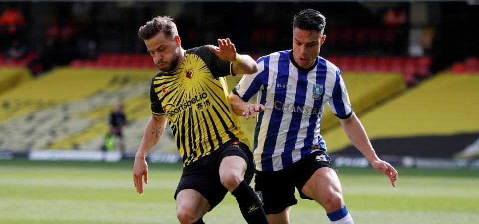 Joey Pelupessy was Sheffield Wednesday's unsung hero in Blackburn win