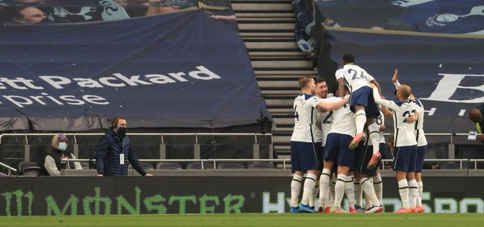 Preview: Spurs XI vs Man City - latest team and injury news, predicted lineup