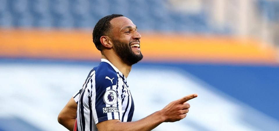 Matty Phillips let West Brom down in their defeat to Leicester City