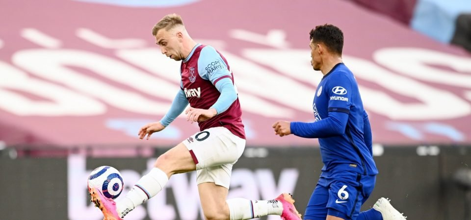 Jarrod Bowen disappoints for West Ham in Chelsea defeat