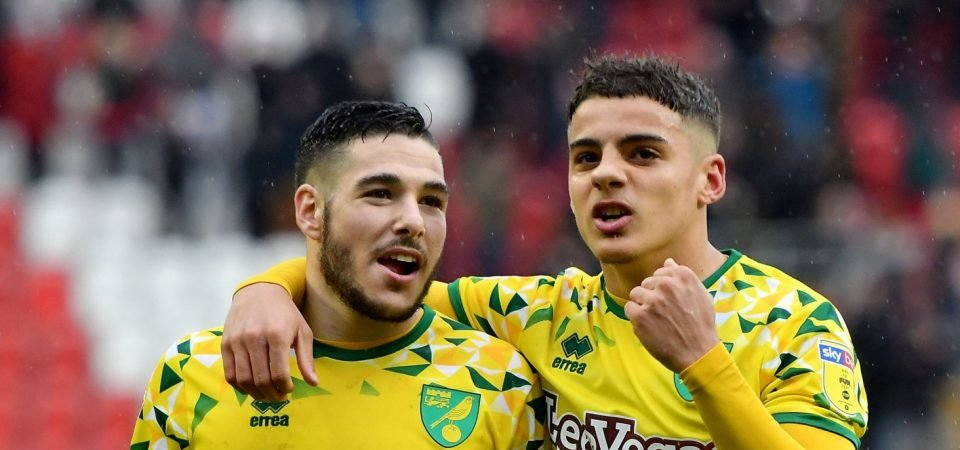 Exclusive: Jon Newsome hints at Emiliano Buendia and Max Aarons Norwich City stay