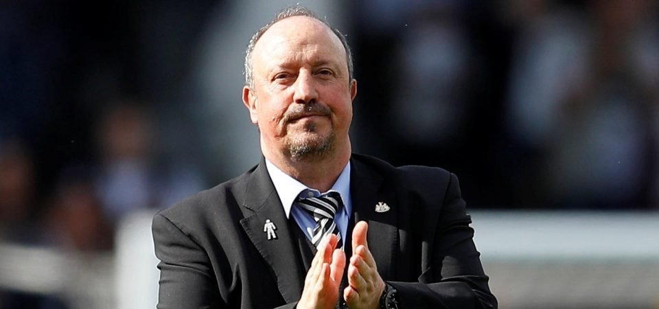 Crystal Palace should appoint Rafael Benitez this summer