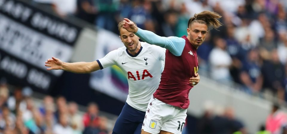 Exclusive: Hendrie compares Jack Grealish's situation at Aston Villa to Harry Kane's