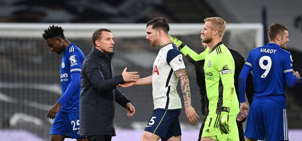 Exclusive: Deane can't see why Brendan Rodgers would leave Leicester for Tottenham