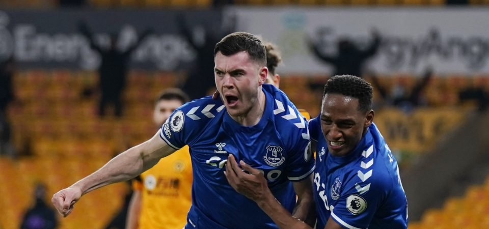 Exclusive: Ex-Everton defender highlights huge Michael Keane and Yerry Mina issue