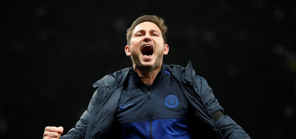Exclusive: Sanchez claims Frank Lampard would excite Crystal Palace fans