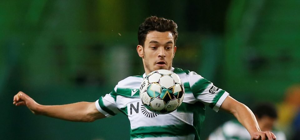 Liverpool linked with Pedro Goncalves