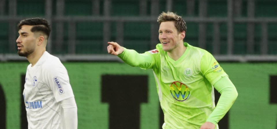 West Ham could find their own Vardy in Wolfsburg's Wout Weghorst