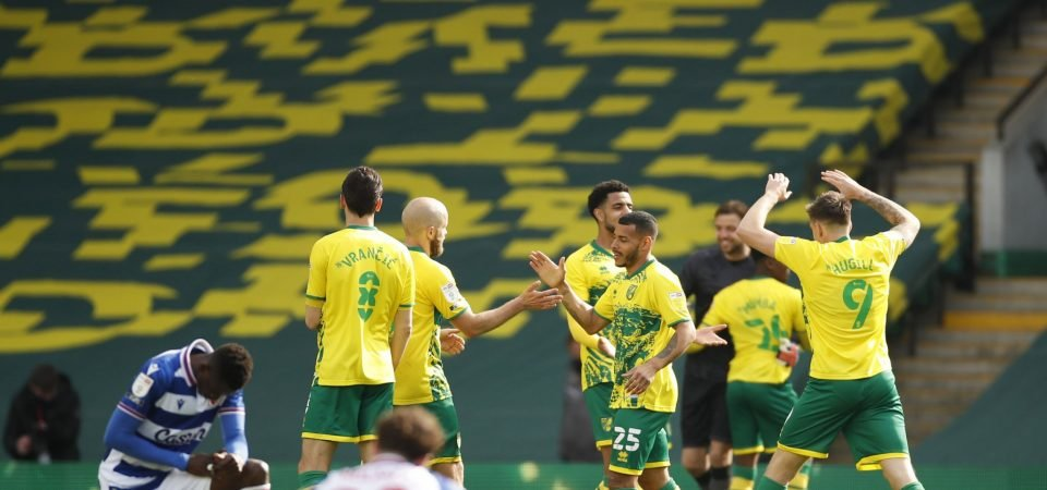 Exclusive: Jon Newsome gives response when quizzed on quarter of strikers for Norwich