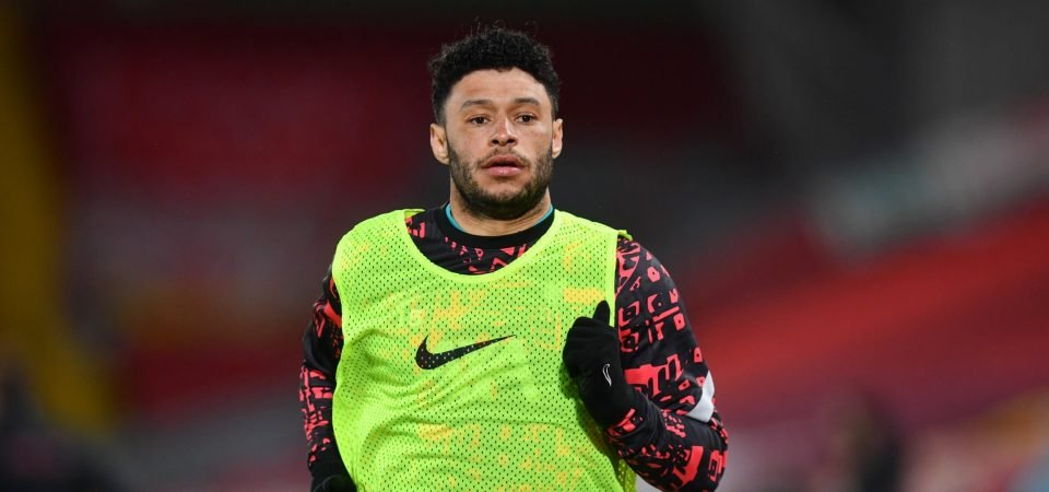 Exclusive: Stewart says Newcastle move could revitalise Oxlade-Chamberlain's career