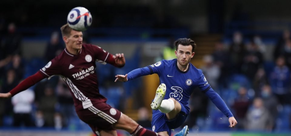 Exclusive: Ex-Leicester striker believes Ben Chilwell deal worked for everybody