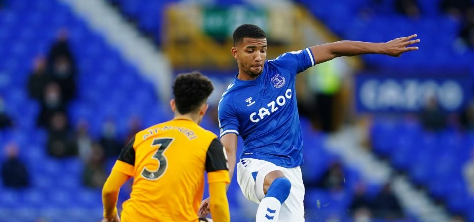 Exclusive: Marcus Bent says Everton are looking to sell Mason Holgate