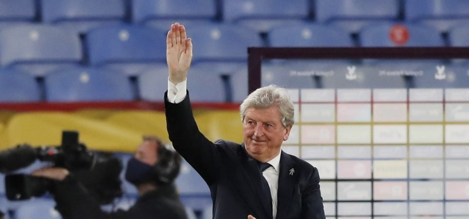 """Exclusive: Pundit praises Roy Hodgson for """"fantastic"""" job he did at Crystal Palace"""