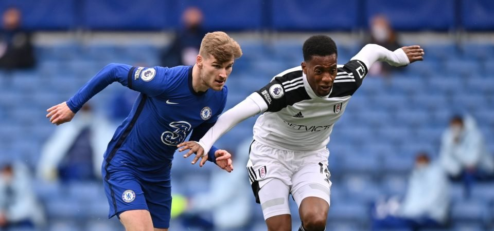Fulham: Tosin Adarabioyo could leave in cut-price deal