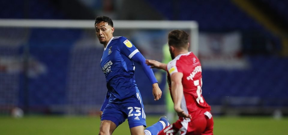 QPR interested in Andre Dozzell