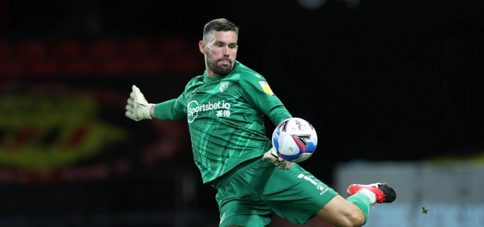 Ben Foster drops hint on his Watford future