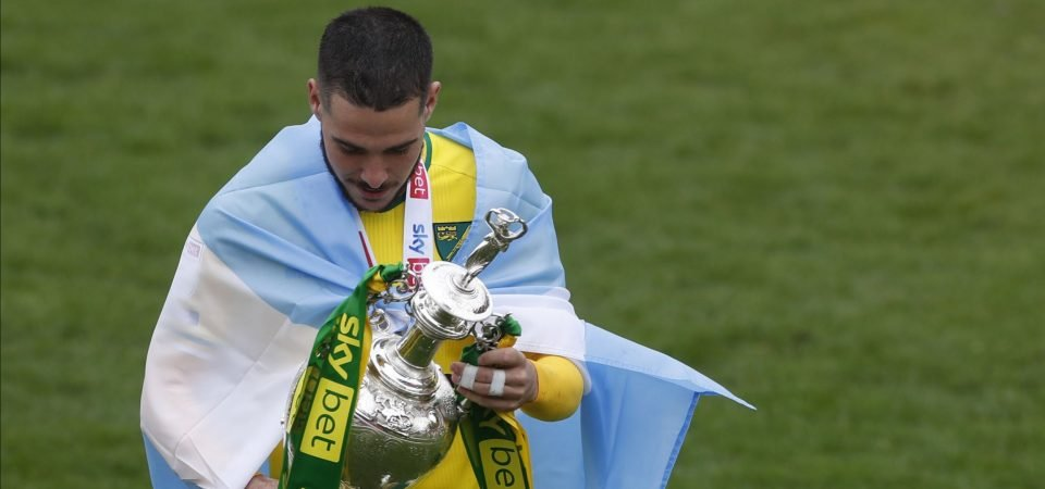 Norwich City resigned to losing Emi Buendia this summer