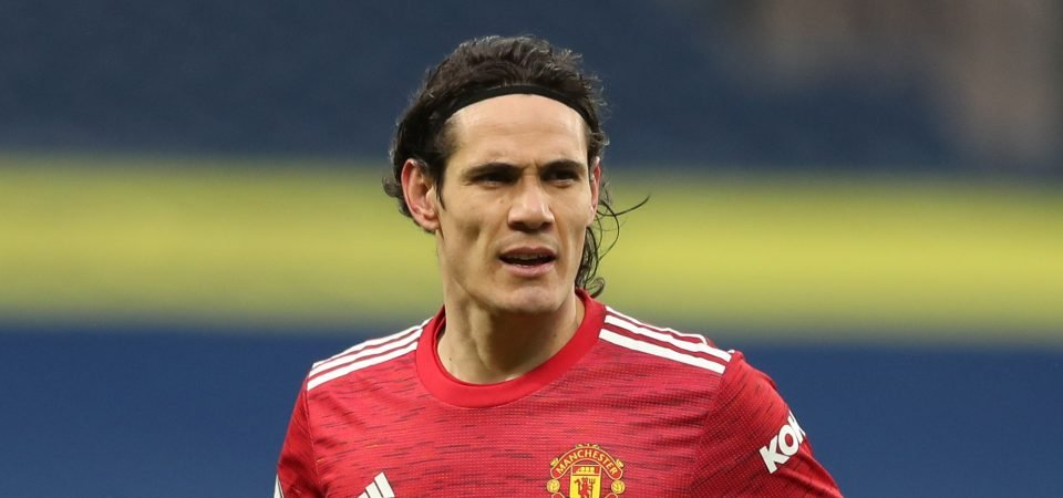 Manchester United: Reported Edinson Cavani decision a huge boost for Solskjaer
