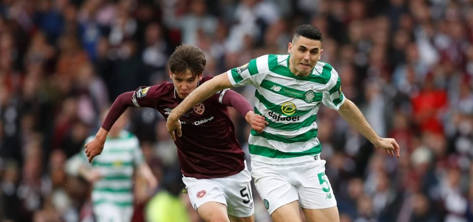 Celtic make Aaron Hickey offer to Bologna