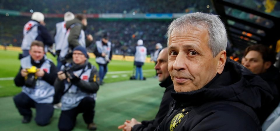 Celtic must turn to Lucien Favre if Eddie Howe move falls through