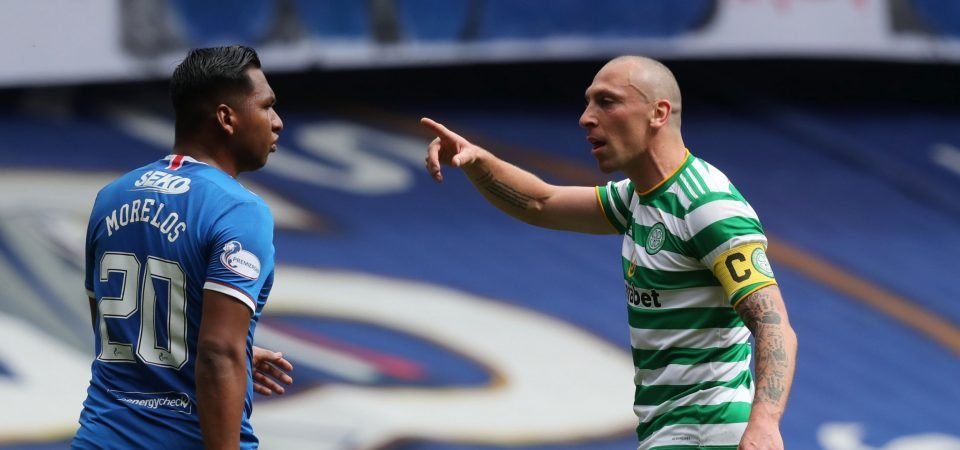 Celtic: Scott Brown disappoints in final Old Firm appearance