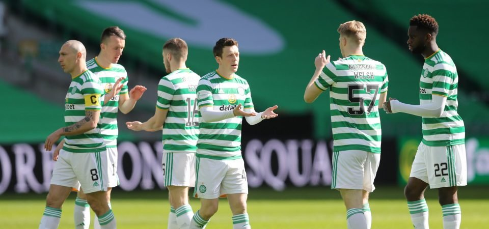 Celtic's predicted XI to face St Johnstone on Wednesday