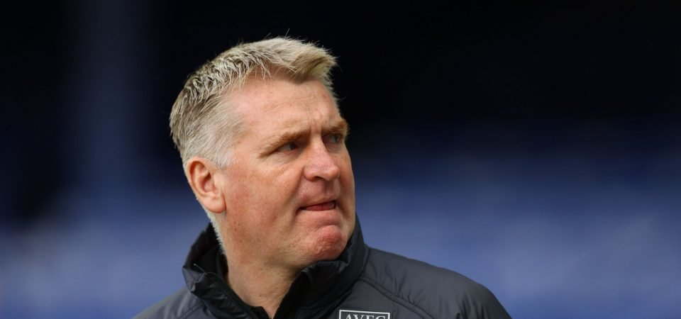Aston Villa's predicted line-up vs Crystal Palace in the Premier League
