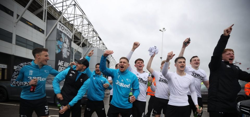 Alan Nixon drops Derby County takeover update