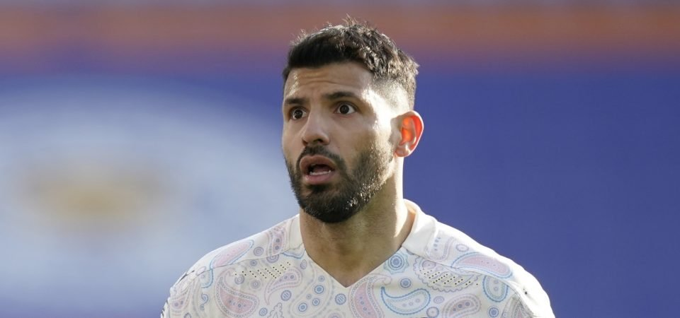 Everton can be taken to a new level with Sergio Aguero