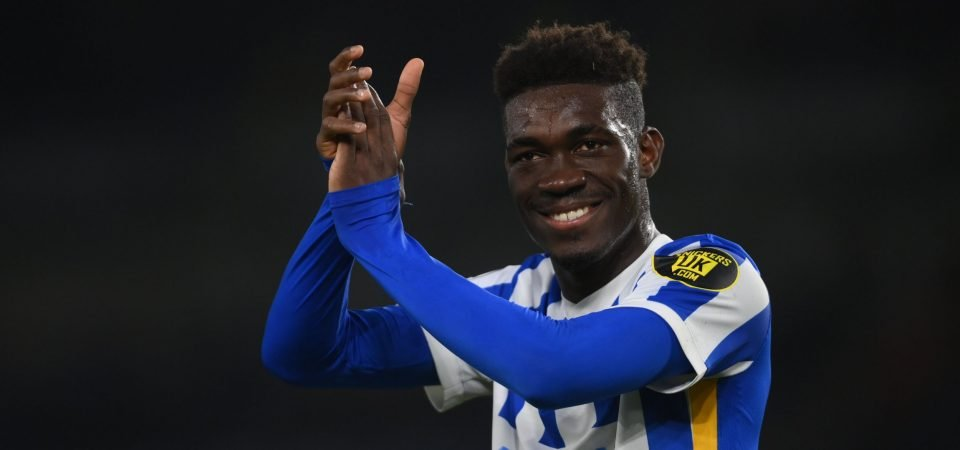 Everton could finally replace Idrissa Gueye with Yves Bissouma