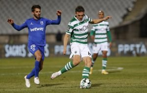 Leicester City have been linked to Joao Palhinha