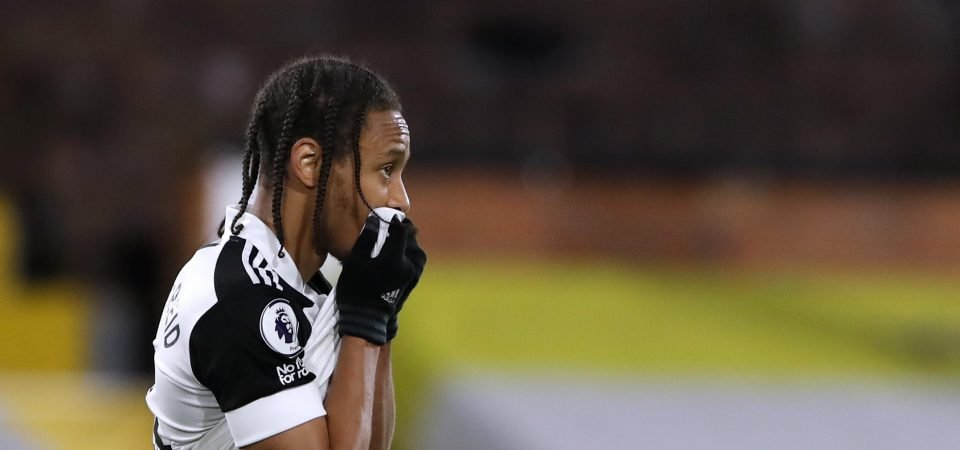 Fulham: Bobby Decordova-Reid was awful in defeat to Burnley