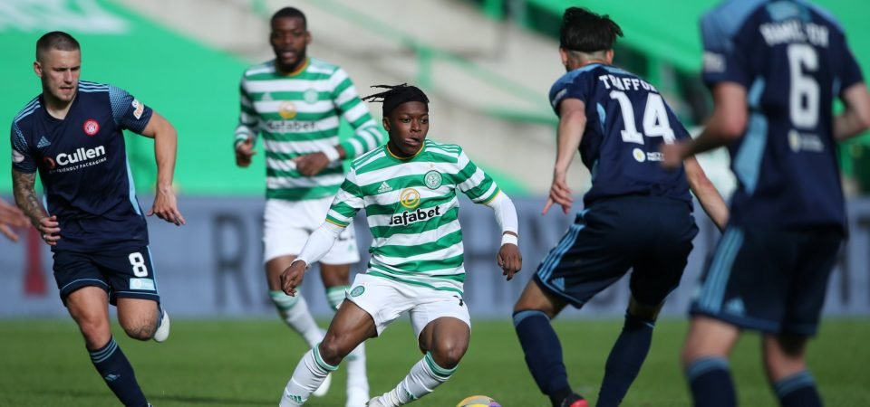 Celtic: Dembele making waves ahead of Howe appointment