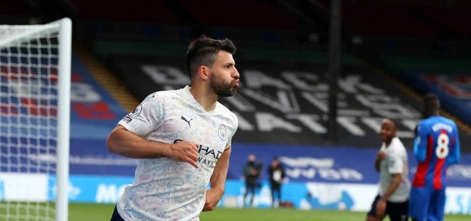 Manchester City: Pep should axe Aguero vs PSG