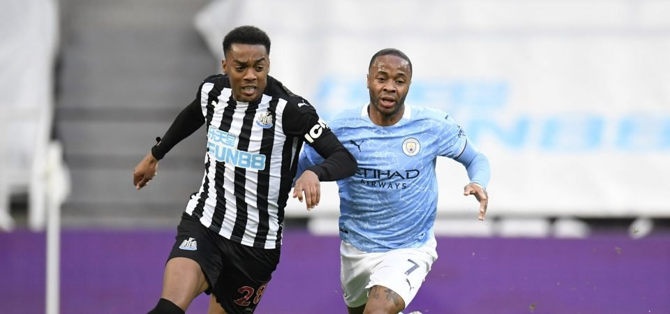 Manchester City: Sterling was poor in win vs Newcastle