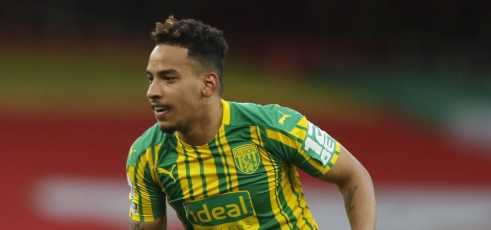 Leeds United: Marcelo Bielsa could sign the next Harry Kewell in West Brom's Matheus Pereira