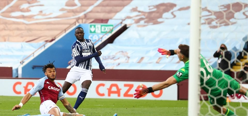Watford must move for Mbaye Diagne this summer
