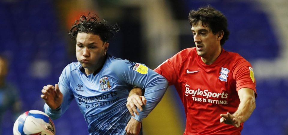 Birmingham City willing to sell Mikel San Jose this summer