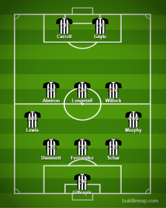 newcastle-predicted-lineup-fulham