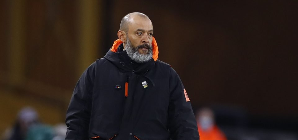 Wolves: Nuno Santo may have left due to finances