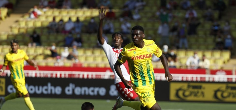 Southampton: Muani available for £8.5m