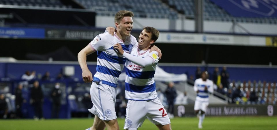 QPR transfer update emerges on Rob Dickie