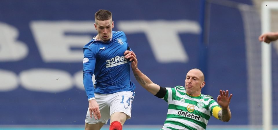 Leeds target Ryan Kent delivered a masterclass in Rangers' Old Firm win over Celtic