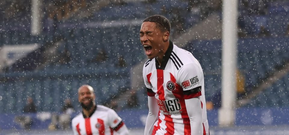 Sheffield United: Champions League clubs queuing up for Jebbison