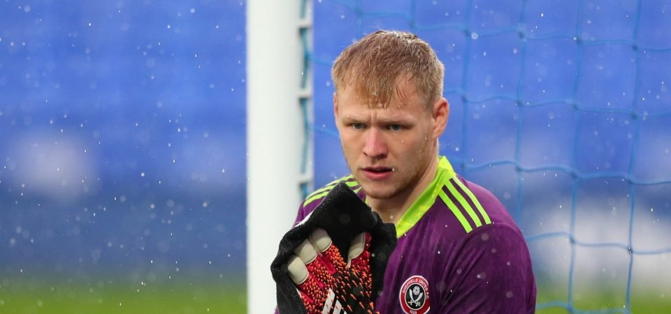 Sheffield United: Ramsdale was immense in win vs Everton