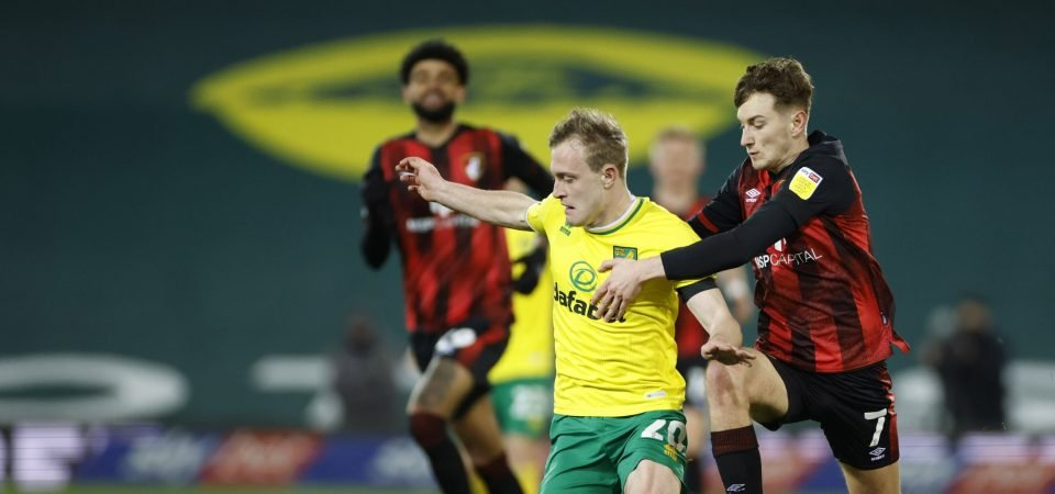 Norwich City must move for Oliver Skipp after major development